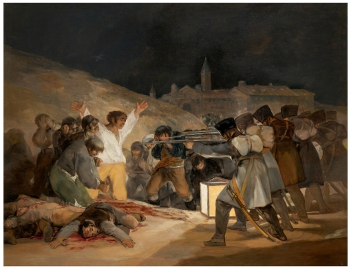 """The 3rd of May 1808 in Madrid, or """"The Executions"""""""