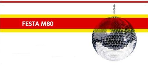 Festa M80 no BBC