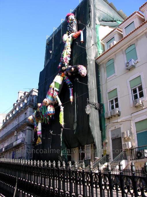 Arte Pública - Vitrine, de Joana Vasconcelos
