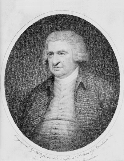 Erasmus Darwin, Darwin's grandfather
