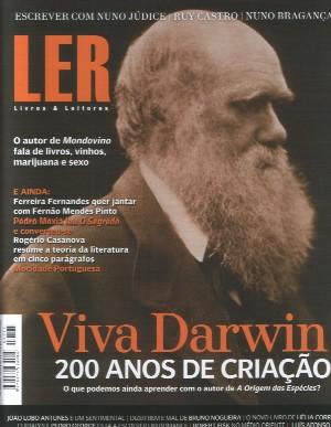 """Dossier Especial """"Viva Darwin"""" publicado na minha página do Issuu"""