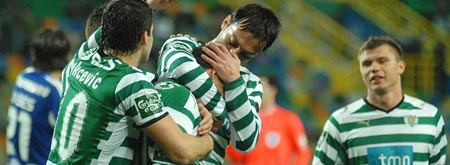 Sporting, 4 - Porto, 1