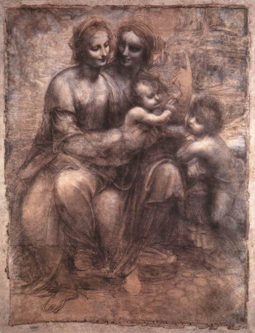 leonardo-da-vinci-madonna-and-child-with-st-anne-and-the-young-st-john-1507-08