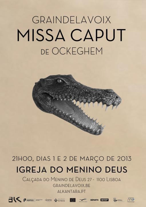 Graindelavoix - Missa Caput