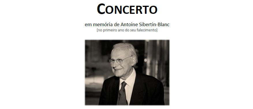 Professor Antoine Sibertin-Blanc
