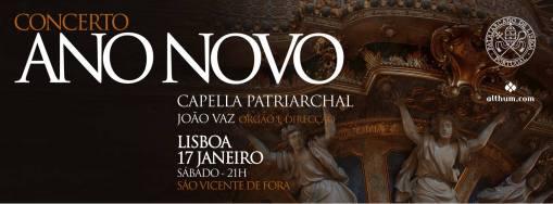 Concerto de Ano Novo - Igreja de Sao Vicente