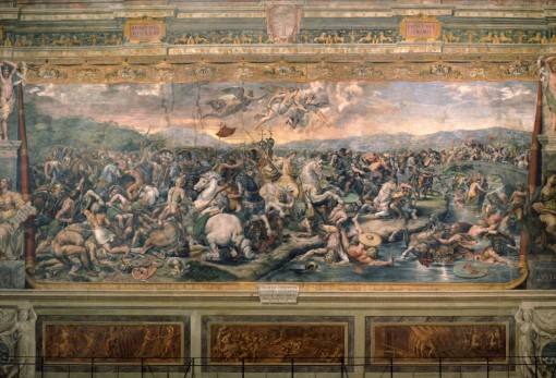 Battle of Constantine against Maxentius